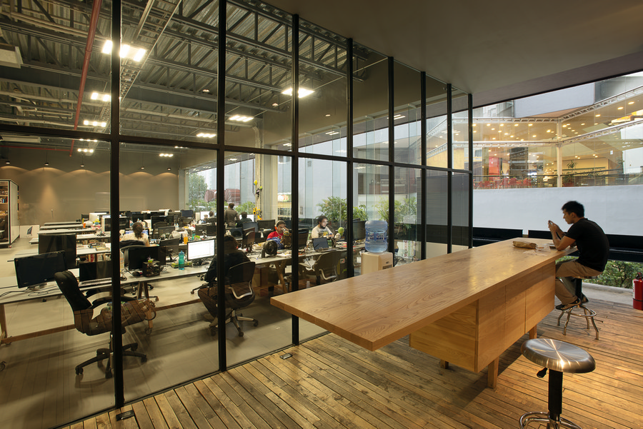Element Studios Mexico Work Systems Architecture E Architect