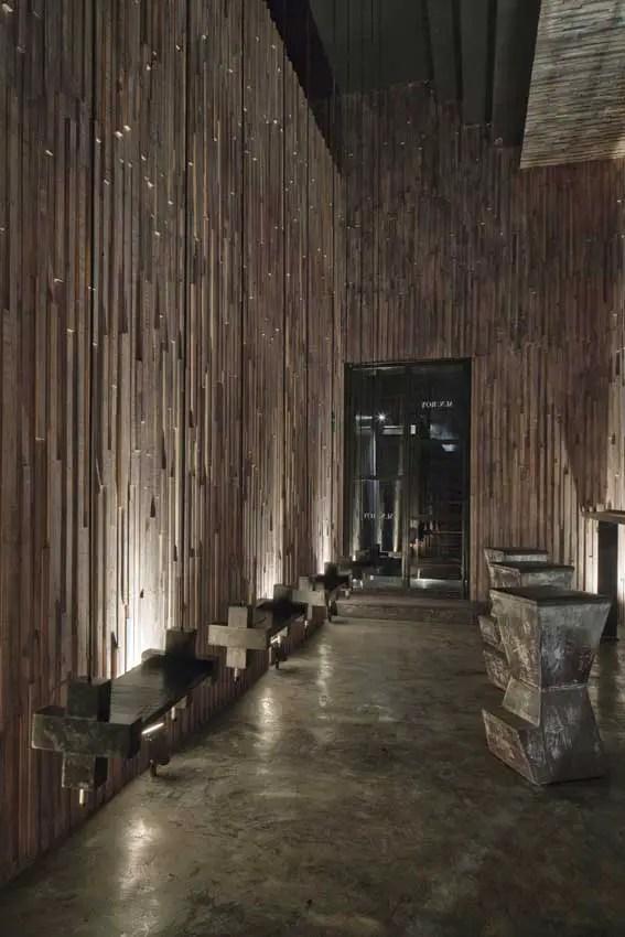 MNROY Club Mexico City Interior E Architect