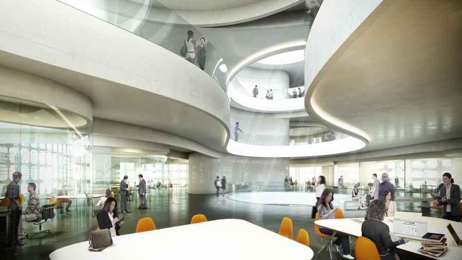 Columbia Business School University Building NYC E