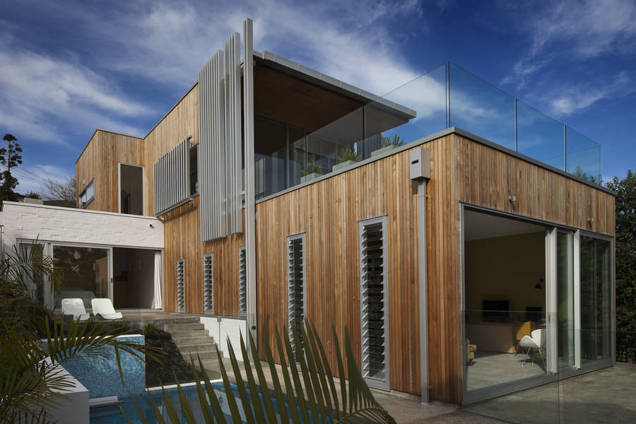 New Houses   House Designs   e architect Design  Bossley Architects Herne Bay House