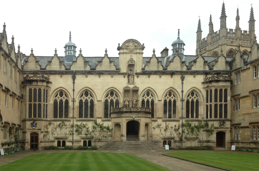 "Image result for ""oriel college"" oxford"