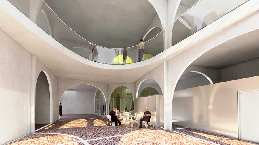 Institute For Islamic Culture Paris E Architect
