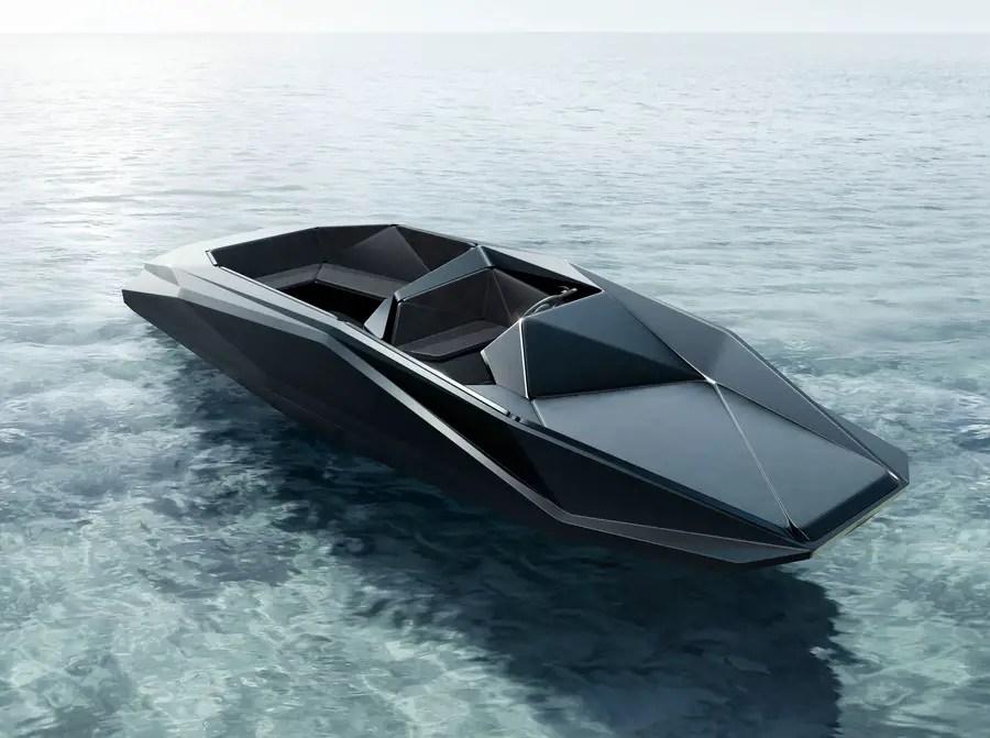 Zaha Hadid Superyacht BlohmVoss Boat E Architect