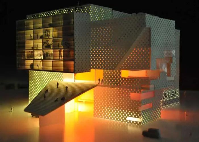 Maribor Ugm Slovenia Art Gallery Building E Architect