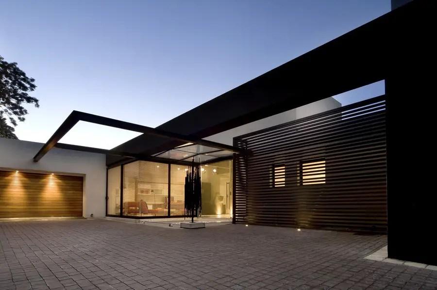 House Mosi Johannesburg Residence E Architect