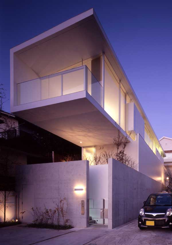 Parabola House Japan Tokyo Home E Architect
