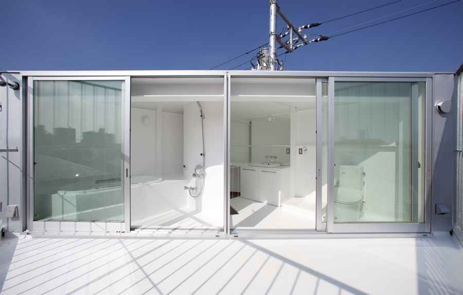 Small House Meguro Ku Japanese Residence E Architect