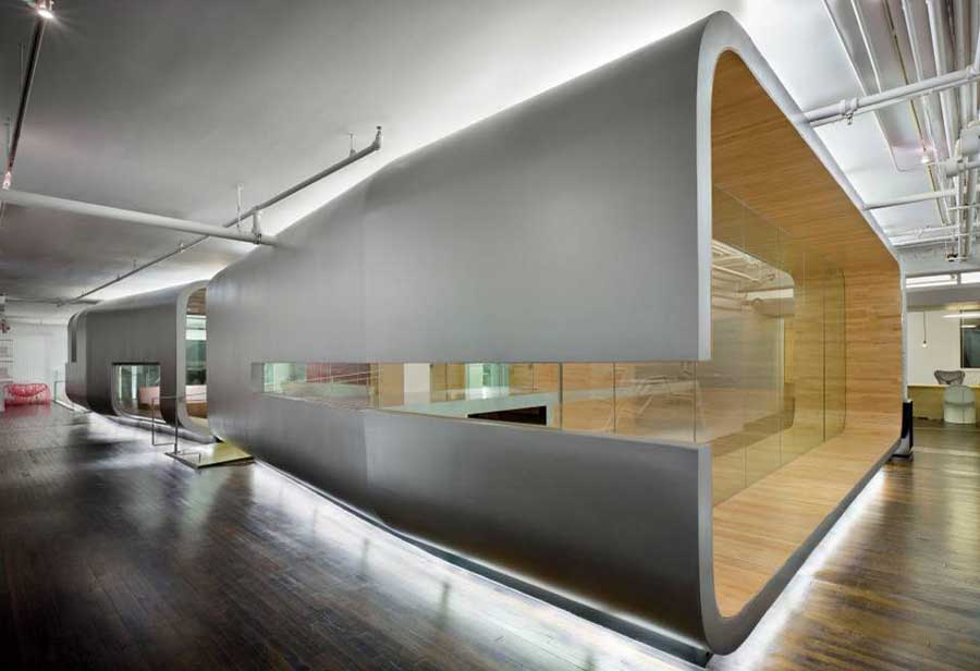 Canadian Office Buildings Offices Canada E Architect