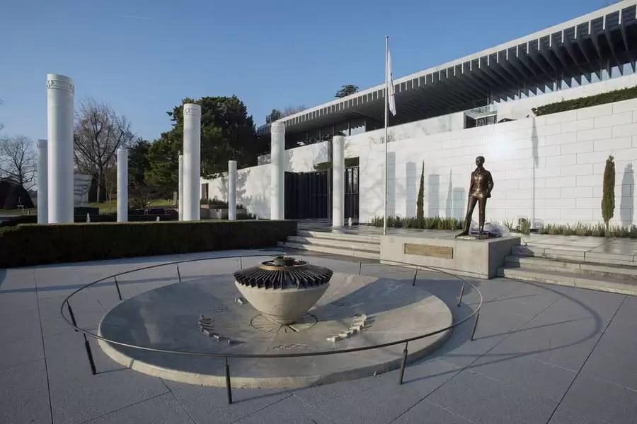 Olympic Museum Lausanne Switzerland E Architect