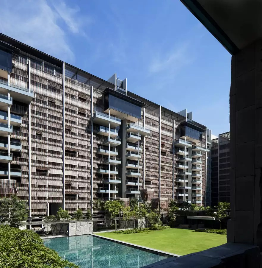 Goodwood Residence 4 E Architect