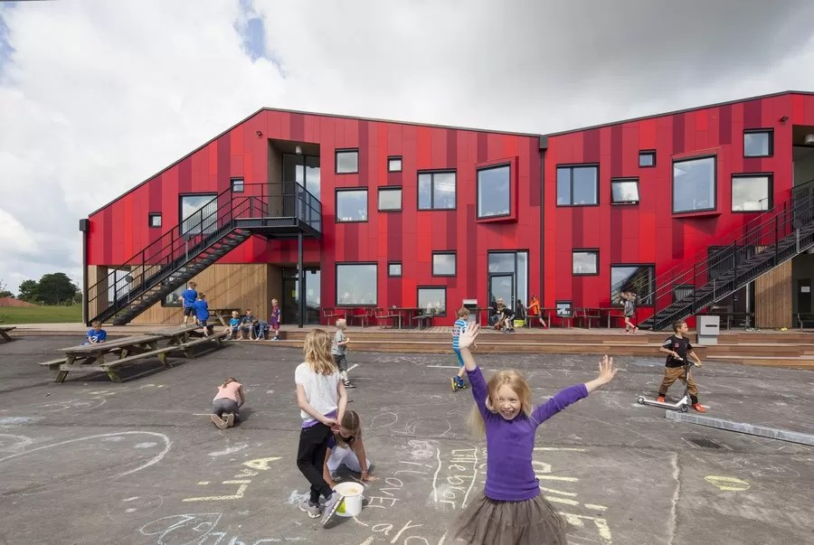 Vibeeng School Danish Education E Architect