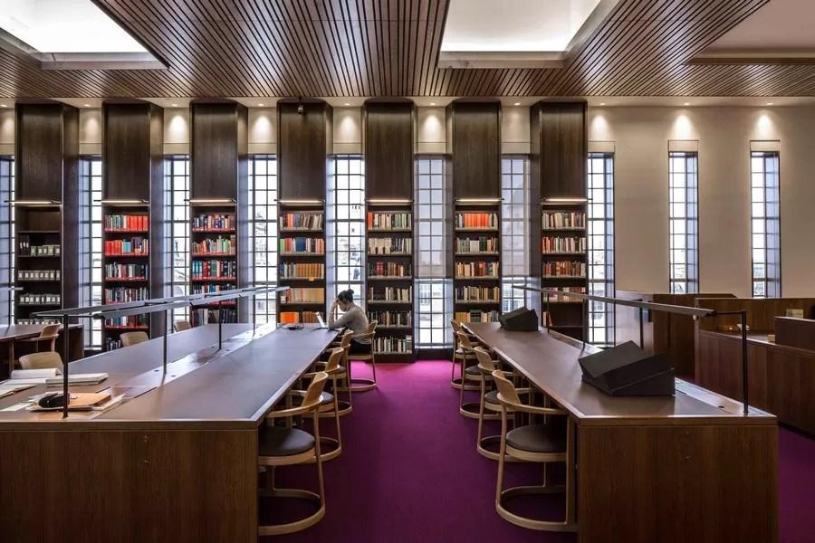 Weston Library At Oxford University E Architect
