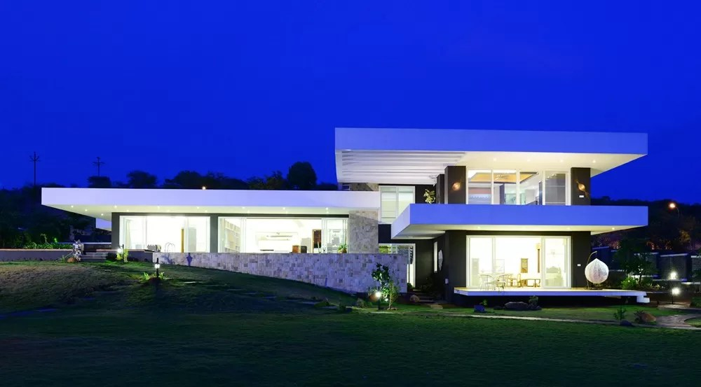 Indian Houses New Residences In India E Architect