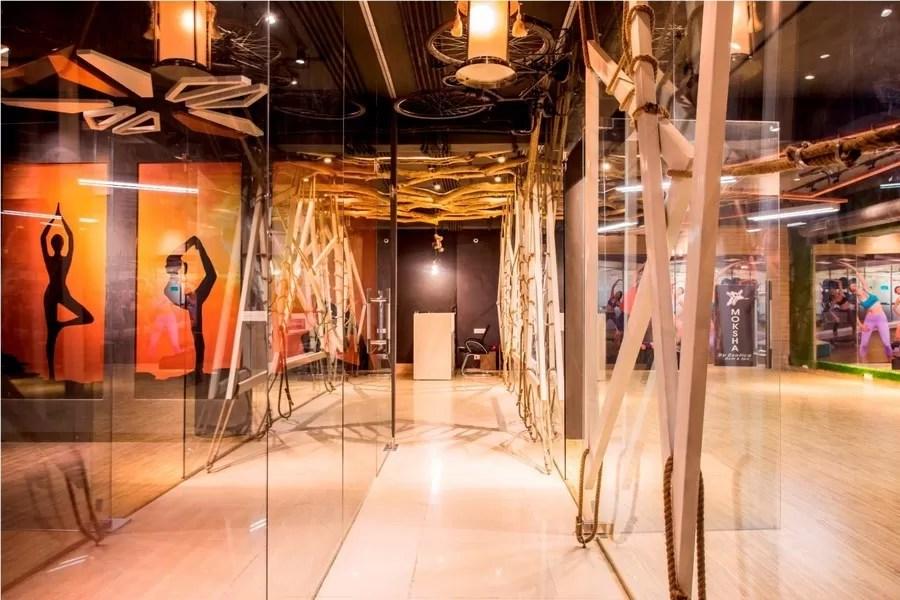 Moksha Fitness And Spa Panchkula Building E Architect