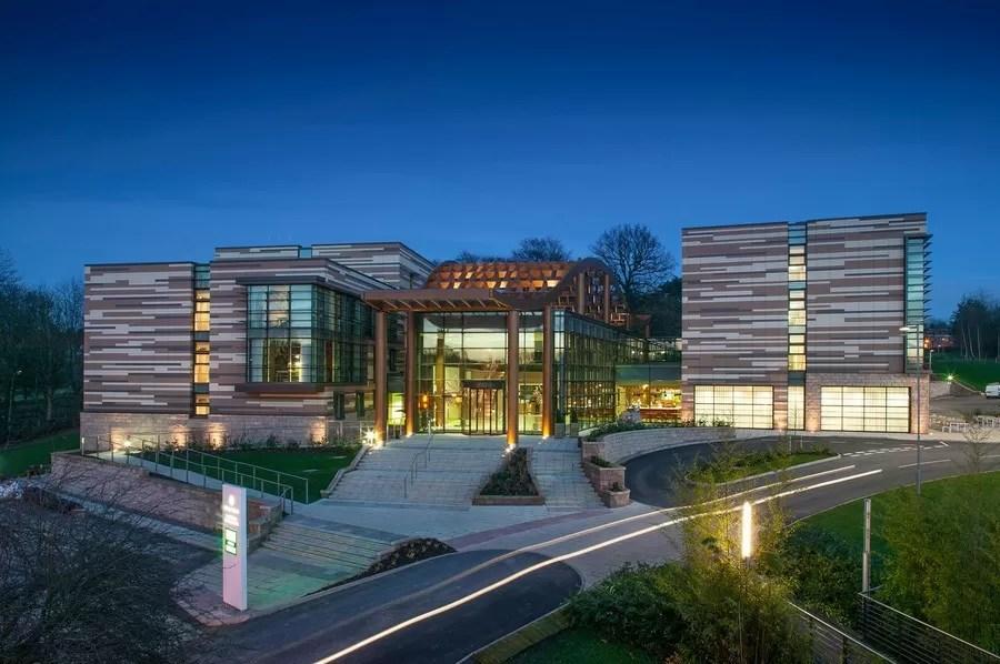 Nottingham Architecture East Midlands Buildings E Architect