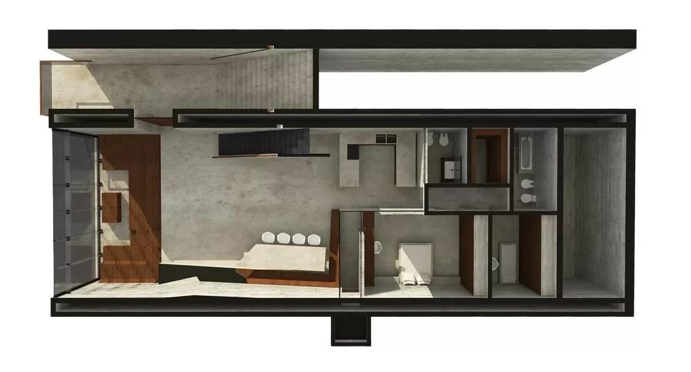 Furniture Design Drawing