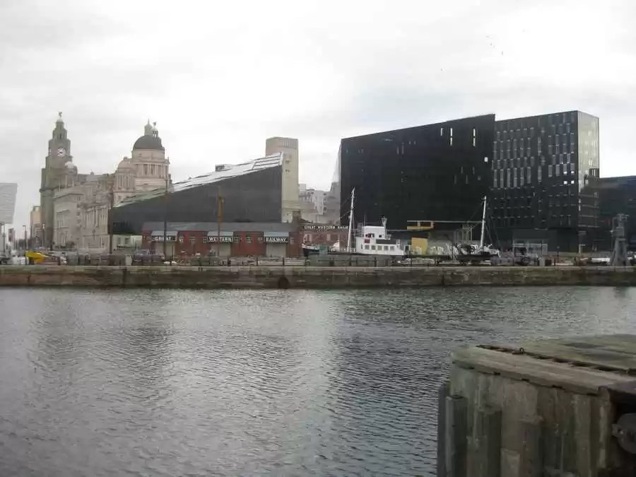 Mann Island Liverpool Merseytravel Building E Architect