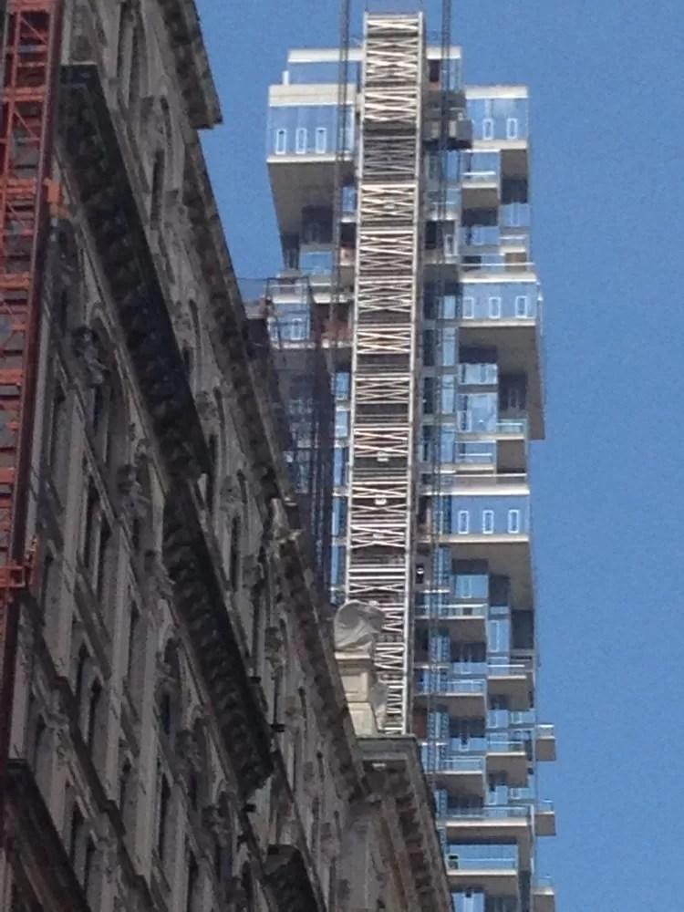 56 Leonard Street New York Tribeca Residential Tower E