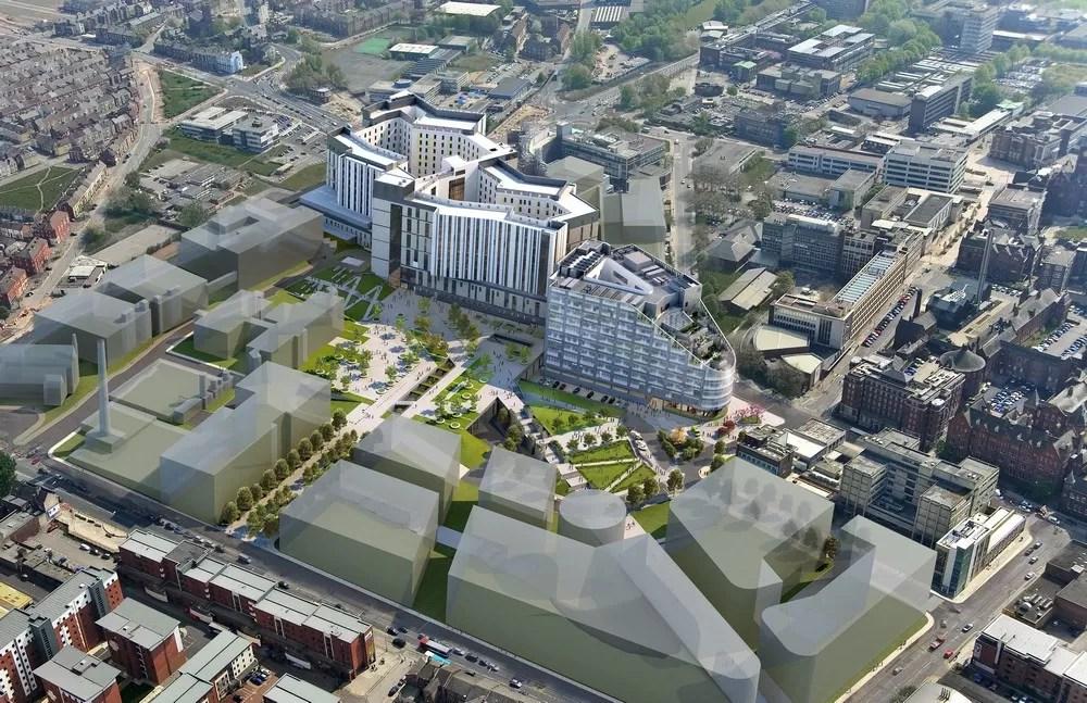 Clatterbridge Cancer Centre 1 E Architect