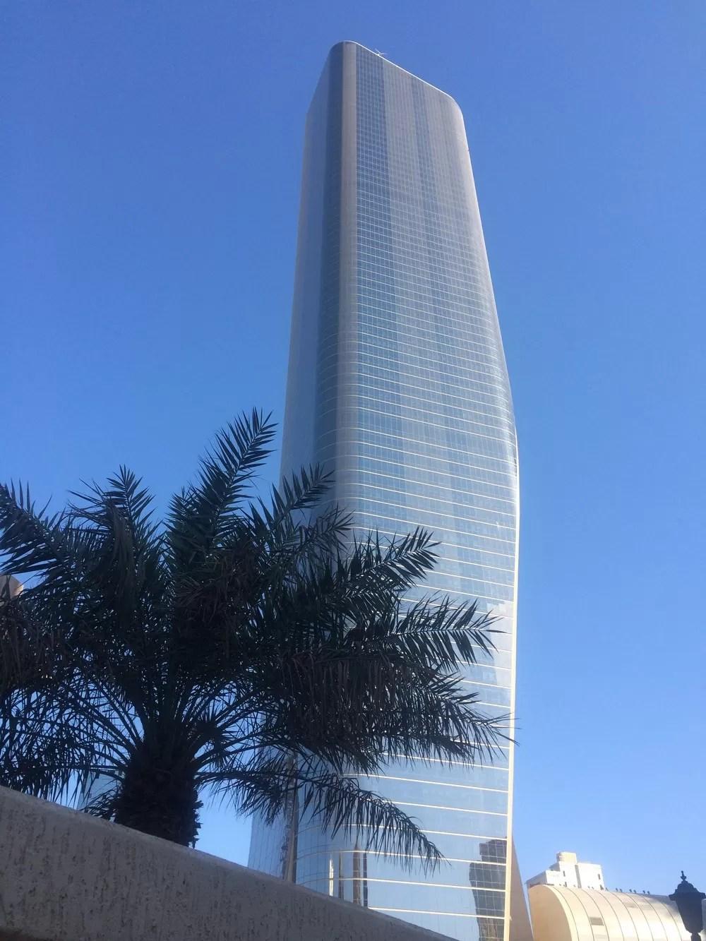 Al Hamra Tower Kuwait City Skyscraper E Architect