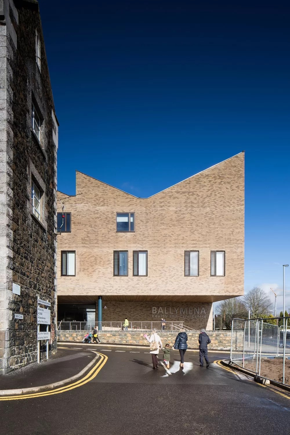 Riba Northern Ireland Awards 2017 E Architect