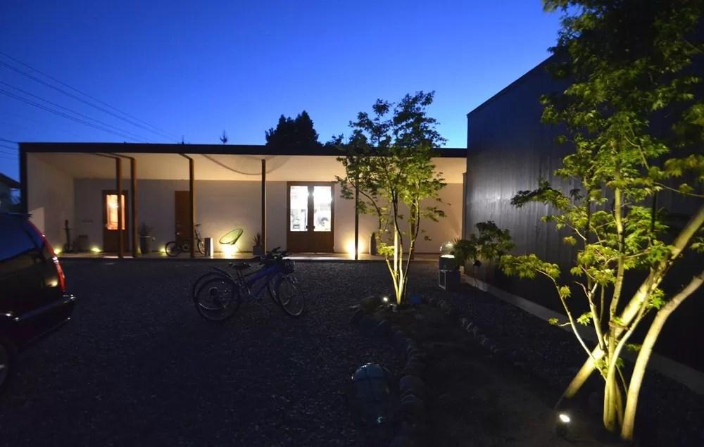 House In Kaga City E Architect