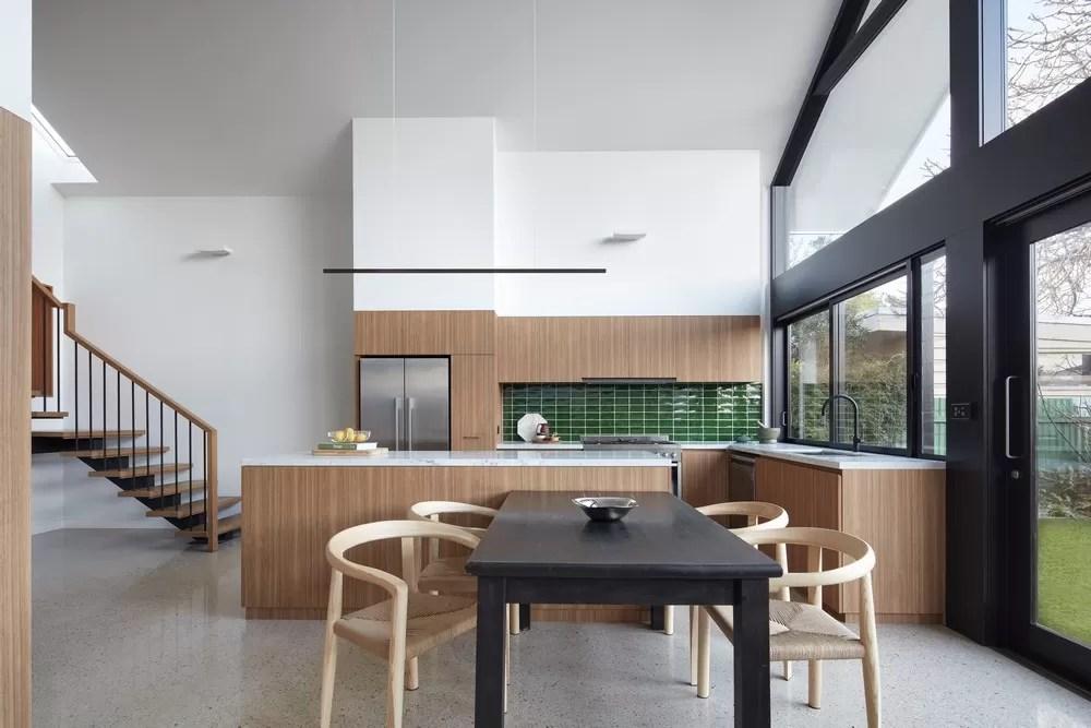 Kingsville Residence In Melbourne E Architect