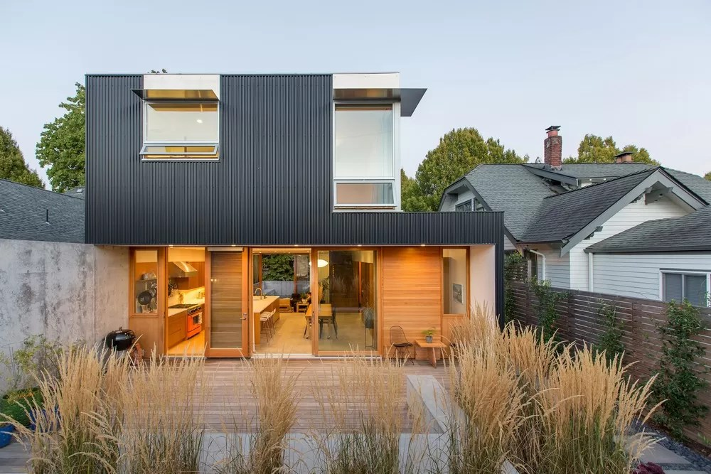 Capitol Hill House In Seattle E Architect