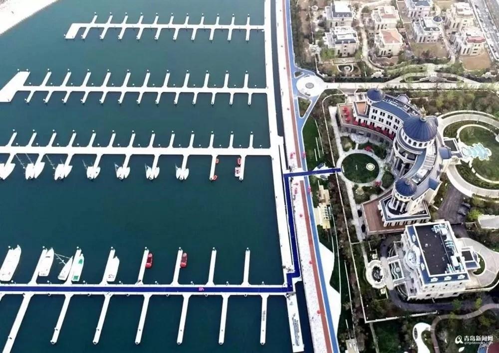 Qingdao Yacht Club And Marina E Architect