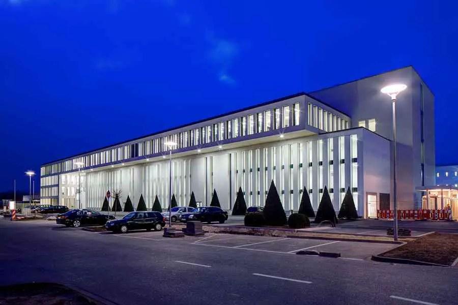 group rheda wiedenbruck building