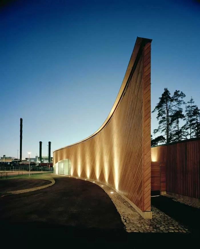 Ark House Architects Finland Helsinki E Architect