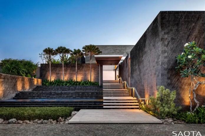 Uluwatu House In Bali Indonesian Home E Architect