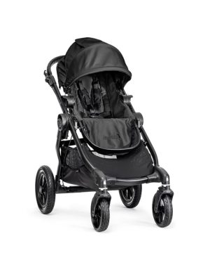poussette modulable city select noire de baby jogger
