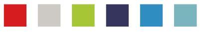 Leçon 6 palette de couleurs