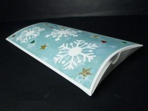 Boite-cadeau, type Pillow Box