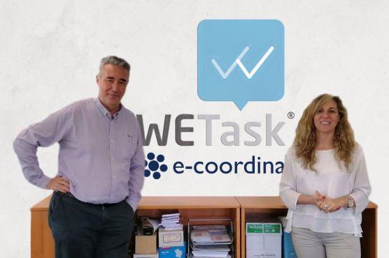 e-coordina adquire WETask