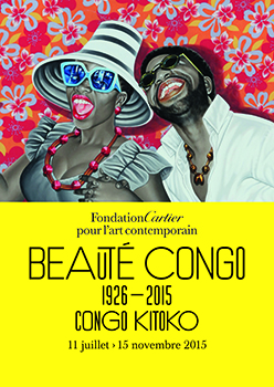Fondation Cartier pour l'art contemporain presents Beauté Congo – 1926–2015 – Congo Kitoko