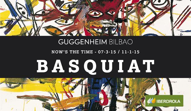Jean-Michel Basquiat at Guggenheim Bilbao