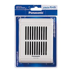 Panasonic 來客報知用チャイム EC5117WKP 乾電池式チャイム メロディサイン 2種音 ホワイト 押釦別 | FOCUS ...