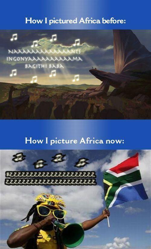 Funny Vuvuzela Pictures 34
