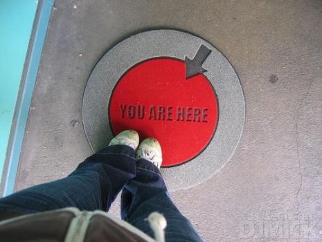 here- doormat