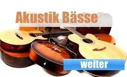 Akustik Bass kaufen