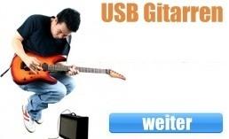 USB Gitarren kaufen