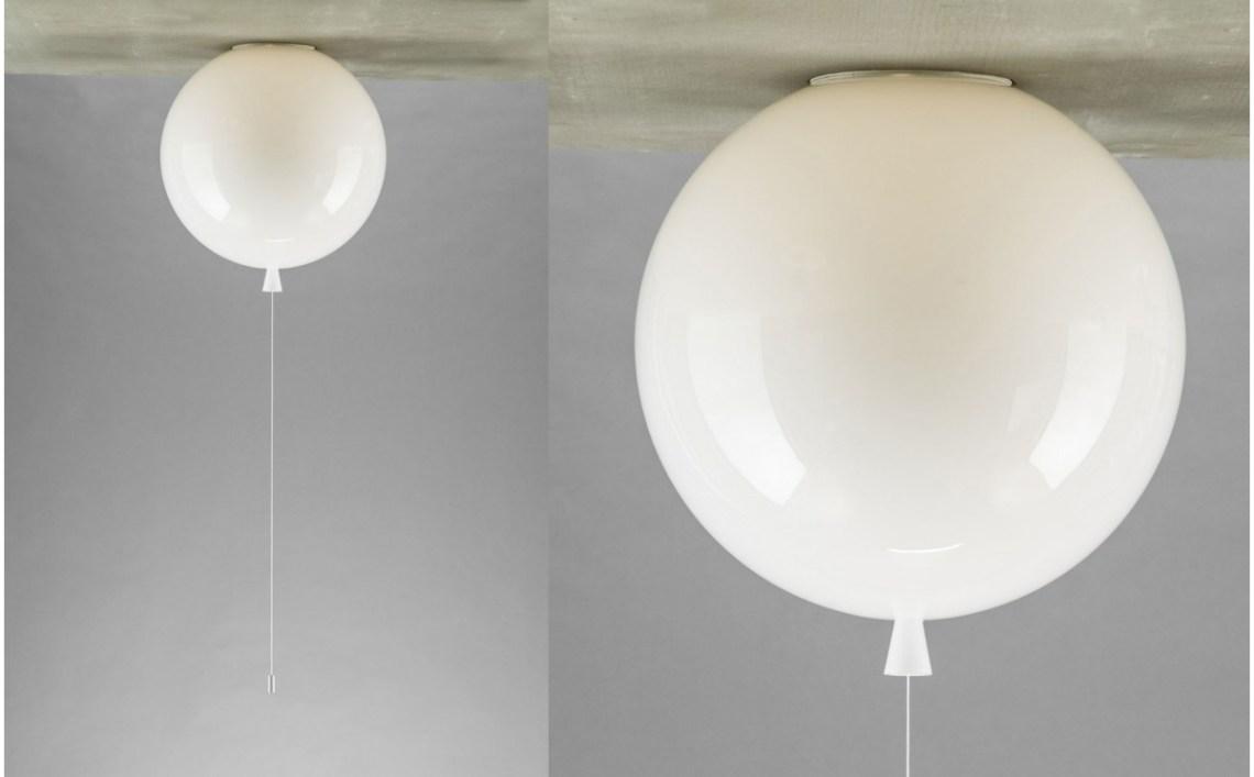 Kids Balloon Ceiling Lamp Baby Nursery Ceiling Light Balloon Lighting For Kids Room By Boris Klimek