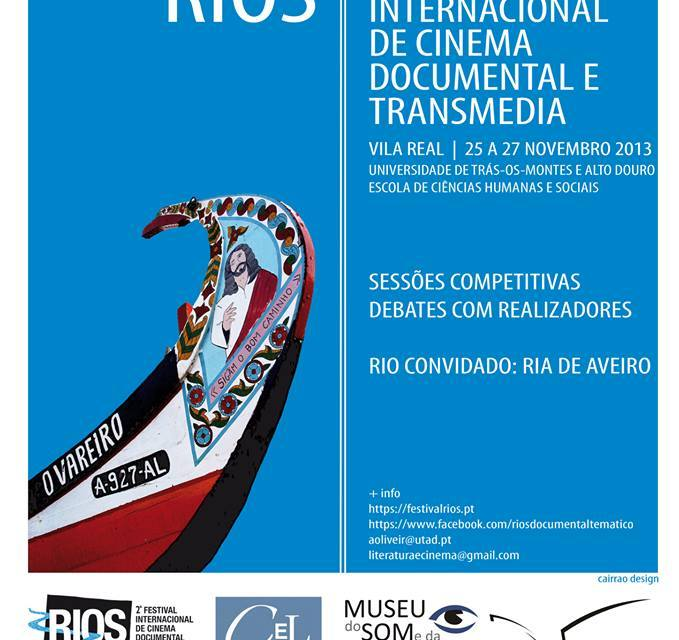 Call for papers- II Rios – Festival Internacional de Cinema Documental e Transmedia