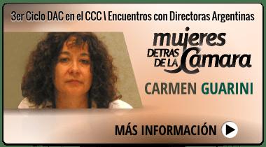 """Ciclo """"Mujeres detrás de cámara"""""""