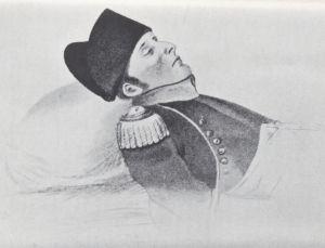 Grabado realizado a partir de los dibujos de Rubidge.