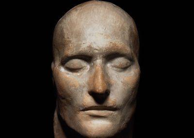 La máscara mortuoria de Napoleón Bonaparte: el rostro de una obsesión