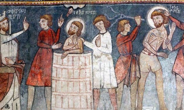 De lo visible a lo invisible: Las imágenes y las emociones en la Edad Media.
