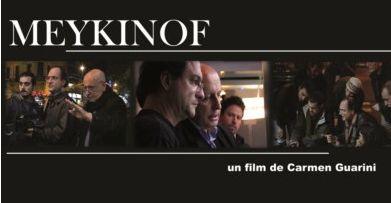 """Seminario: La imagen plegada invita a la proyección de """"Meykinof"""" de Carmen Guarini"""